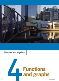 4Functions and graphs