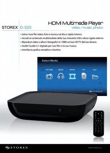 l-lDMi Multimedia Pleyer' - Premier Digital Media