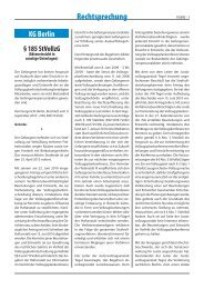 KG v 9. September 2010 - 2 Ws 390-10 Vollz.indd - Forum Strafvollzug
