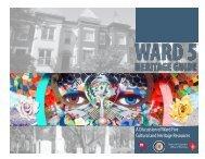 Ward 5 Heritage Guide FINAL