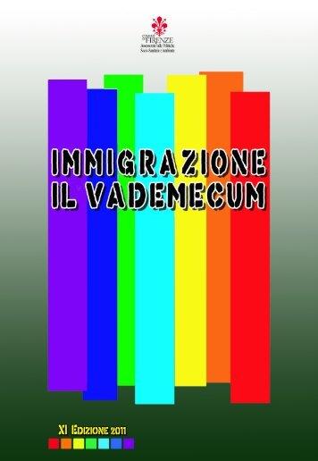 Vademecum Immigrazione 2011 - Città di Torino