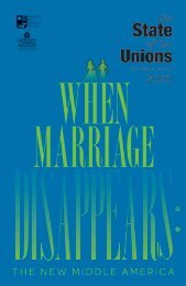 When Marriage Disappears - Virginia Department of Social Services