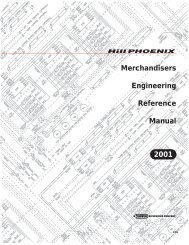 2001 Engineering Reference Manual - Hillphoenix