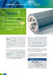 LotoTec - Westland Gummiwerke GmbH & Co. KG