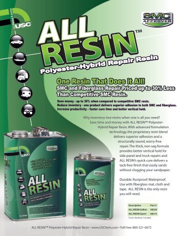 all resin - US Chemical & Plastics