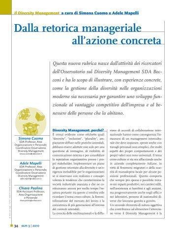 Download Articolo - SDA Bocconi