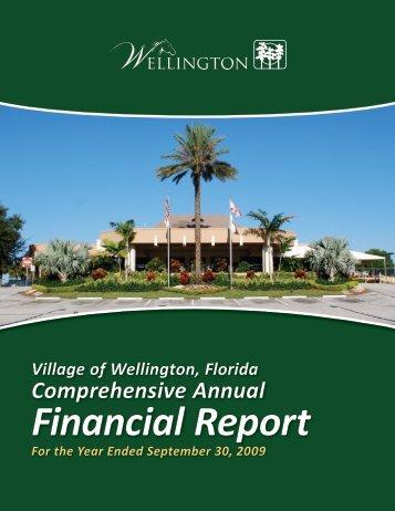 village of wellington, florida