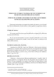 Revista nº 41 - Revista de Historia de El Puerto