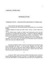 Introduction - J.-Paul Ricoeur - groupe régional de psychanalyse