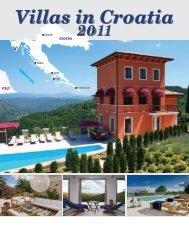 Villas in Croatia 2011 - Mactravel.us