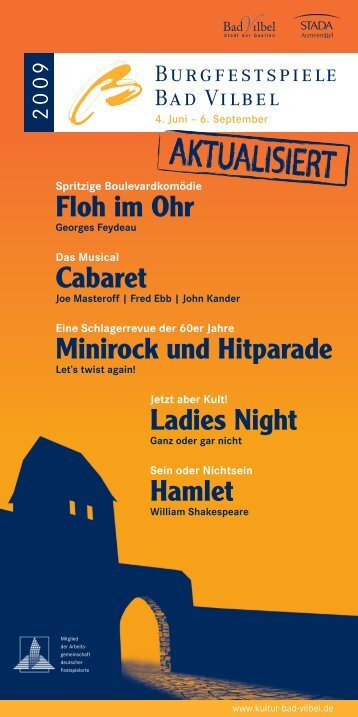 Burgfestspiele - Rotary