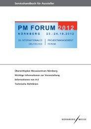Technische Richtlinien - PM Forum