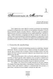 1. Administração de Marketing