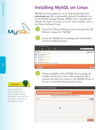 Installing MySQL on Linux - In Easy Steps
