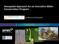 Mapping Process Overview - WaterSmart Innovations