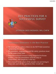Best Practices for a Successful Survey-Mo Mosher