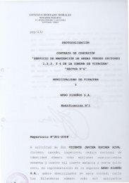 gonzalo hurtado morales protocolización contrato de concesión