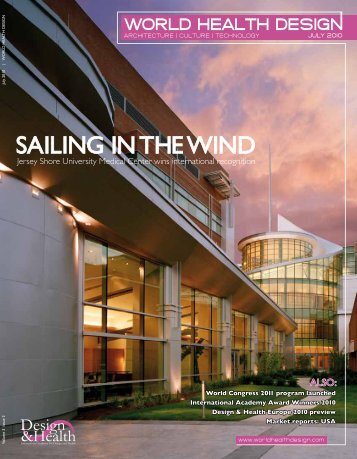 sailing in the wind - the International Academy of Design and Health