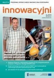 Innowacyjni (2) - Program Innowacyjna Gospodarka