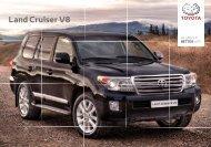 Land Cruiser V8 - Toyota