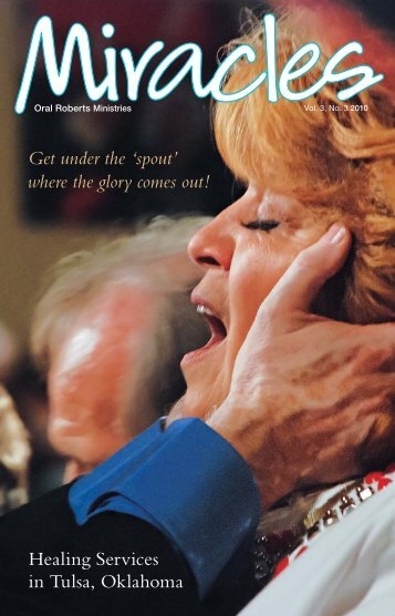 spout - Oral Roberts Ministries