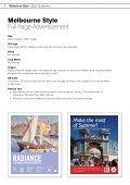 melbourne style - Destination Melbourne - Page 4