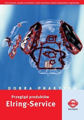 Przegląd produktów Elring-Service ... - Motointegrator.pl