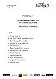 Die digitale Pressemappe mit den Infos im Überblick - Deutscher ...
