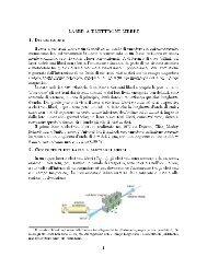 Laser a elettroni liberi - Dipartimento di Fisica