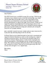 issue 5 - Department of Education Schools Websites
