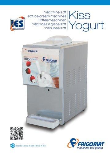 Kiss Yogurt - Frigomat