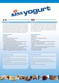 Kiss Yogurt - Frigomat - Page 2