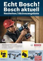 Bosch - Werkzeug Schmidt GmbH