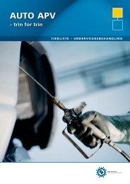 Undervognsbehandling - Industriens Branchearbejdsmiljøråd