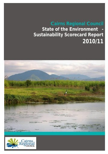 2010-2011 Report - Cairns Regional Council - Queensland ...