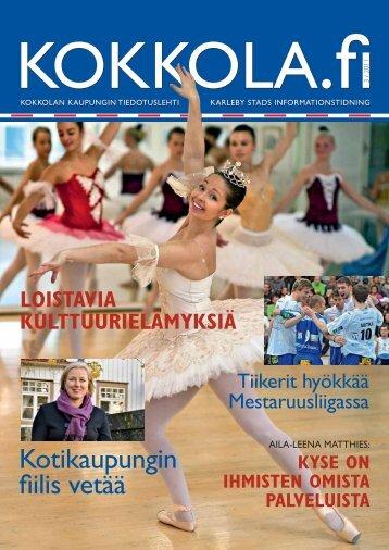 kokkola.fi 3/2011
