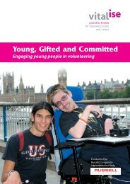 Young, Gifted and Committed - World Volunteer Web