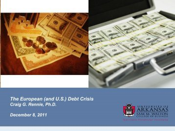 The European (and U.S.) Debt Crisis - local CFA Societies