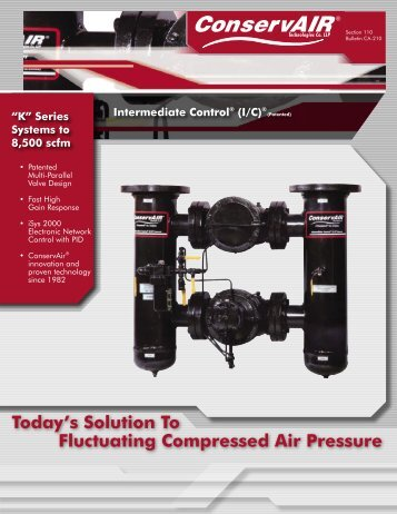 k series brochure - Glauber Equipment Corporation