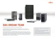 Vorteile PRIMERGY Eternus - L & M Business IT Management
