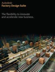 Factory Design Suite Brochure - Autodesk