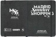 Little Black Book del Madrid Sunday Shopping - Esmadrid.com