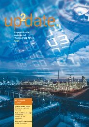 Magazine for the customers of ThyssenKrupp Xervon 02/08