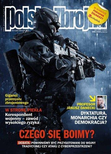 Polska Zbrojna - Ministerstwo Obrony Narodowej