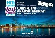 UJEDINJENI ARAPSKI EMIRATI - Wayout