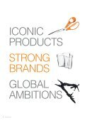 Lasting products that increase enjoyment and ... - Fiskarsgroup.com - Page 6