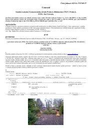 Usnesení o exekuci č.j: 025 Ex 3747/09-37– proti ... - Praha-slivenec