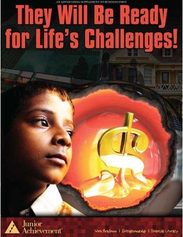 Annual report w ads for web - Junior Achievement of Kentuckiana