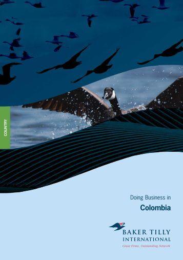 Colombia - Baker Tilly International