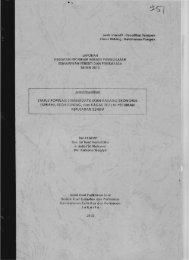 Kf:PULAUl\N SERHW - KM Ristek - Kementerian Riset dan Teknologi